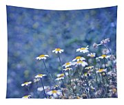 Spring Daisies Tapestry
