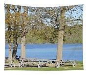 Spring Fed Shepherd Lake Tapestry
