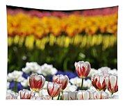 Spring Flowers 11 Tapestry