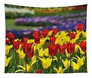 Spring Flowers 4 Tapestry