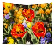 Spring Flowers No. 4 Tapestry
