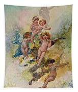 Spring From The Seasons Commissioned For The 1920 Pears Annual Tapestry