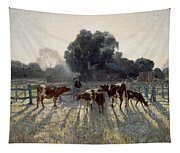 Spring Frost Tapestry