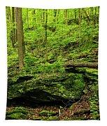 Spring Green  Tapestry