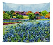 Spring Impressions Tapestry
