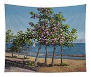 Spring In Kings Beach Lake Tahoe Tapestry