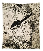 Spring   Jeanne Tapestry