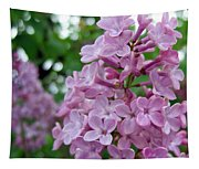 Spring Lilac Tapestry