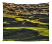 Spring On The Palouse Tapestry
