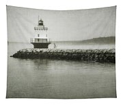 Spring Point Ledge Light Tapestry