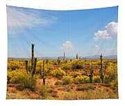 Spring Time On The Rolls - Arizona. Tapestry