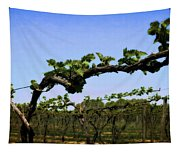 Spring Vineyard Tapestry