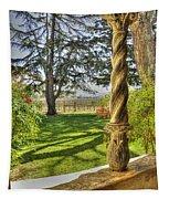 Spring Vineyards Tapestry