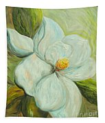 Spring's First Magnolia 2 Tapestry
