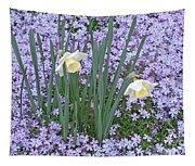 Springtime Beauties Tapestry