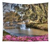 Springtime View Tapestry