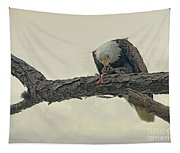 Squirrel Lunch Tapestry