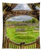 St Celynnin Graveyard Tapestry