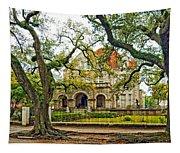 St. Charles Ave. Mansion Tapestry