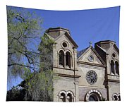 St. Francis Of Assisi Church Tapestry