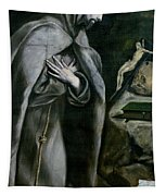 St Francis Of Assisi Tapestry