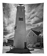 St. George Island Lighthouse Tapestry