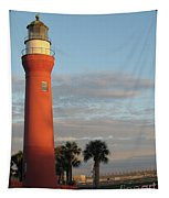 St. Johns River Lighthouse II Tapestry