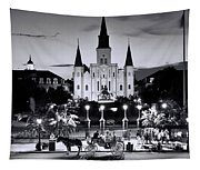 St. Louis Cathedral New Orleans Tapestry
