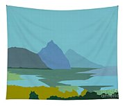 St. Lucia - W. Indies II Tapestry