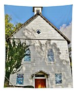 St. Luke African Methodist Episcopal Church - Ellicott City Maryland Tapestry