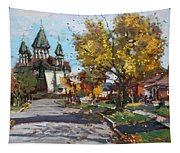 St. Marys Ukrainian Catholic Church Tapestry