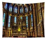 St Matthias Church Interior Tapestry