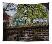 St. Michaels Alley Tapestry