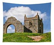 St Michael's Church - Burrow Mump 4 Tapestry