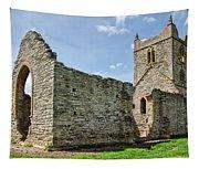 St Michael's Church - Burrow Mump 5 Tapestry