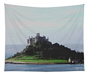 St Michael's Mount From The East Tapestry