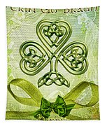 St. Patty's Tapestry