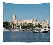 St. Pete's Vinoy Hotel Tapestry
