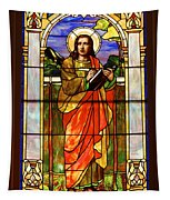 St. Stan's Stained Glass Tapestry