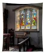 St Tysilio Window  Tapestry