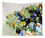 Stack Of Marbles Tapestry
