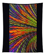 Stacked Colors Tapestry