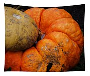 Stacked Pumpkins Tapestry
