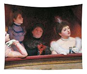 Stage Or Au Theatre Tapestry