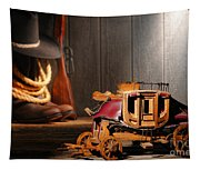 Stagecoach Dream Tapestry