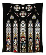 Stained-glass Window 1 Tapestry