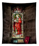 Stained Glass Window 2 Tapestry