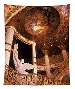 Stairway To The Angles Tapestry