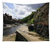 Staithes Harbour Tapestry