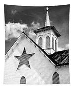 Star Barn Infrared Tapestry